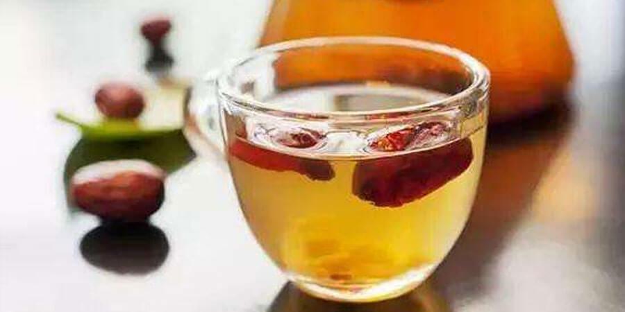 姜枣茶成品