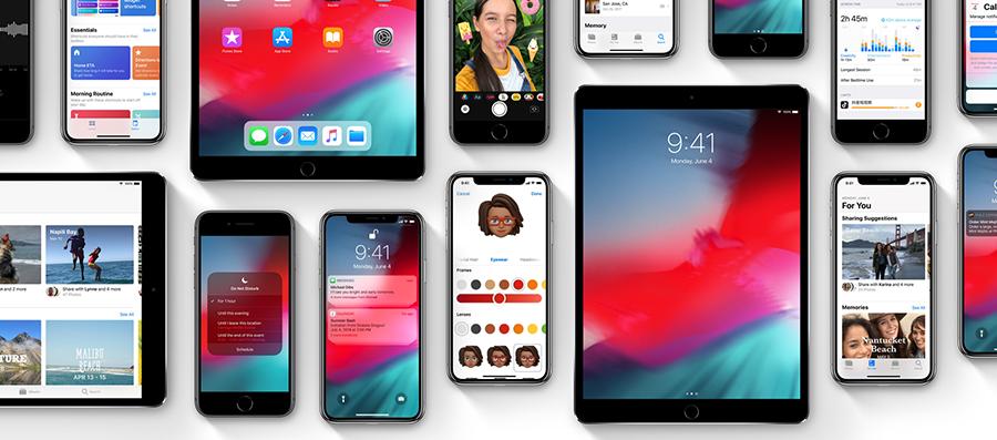 iOS12来啦