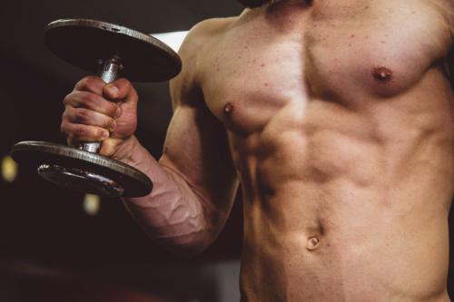 如何练出六块腹肌