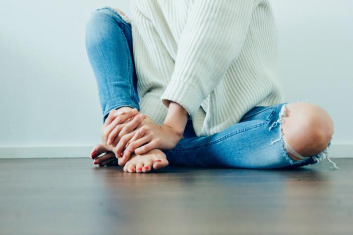 告别脚臭其实很容易