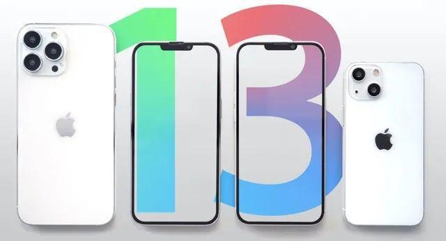 iPhone 13有粉色且刘海变小,你心动了吗?